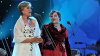 Shuna Sendall with Dame Kiri, Proms in the Park, Hyde Park 2010